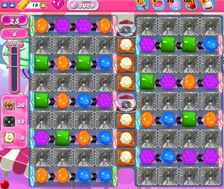 Candy Crush Saga 2029