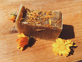 New Calendula Soaps now on my etsy!!