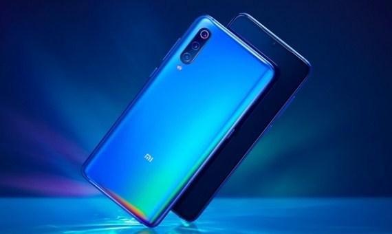XIAOMI MI 9 SERIES New update TO HIDE NOTCH ARRIVES