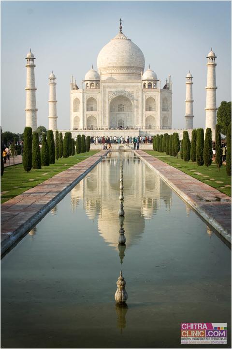 Mypropertyfact Com The Taj Mahal India Architecture