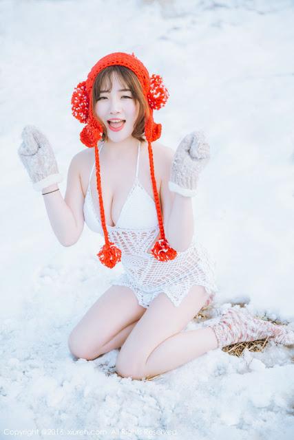 Giải nhiệt cho ngày hè nóng nực với gái xinh Xu Cake đầy nóng bỏng