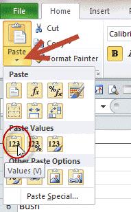 Rumus Fungsi Excel untuk menggabungkan teks isi sel