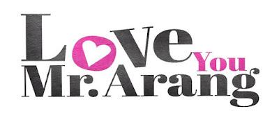 Logo Love You Mr Arang