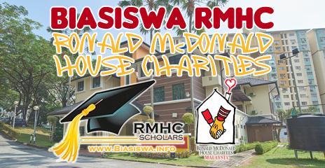 RMHC Beri Biasiswa 6 Orang Disetiap Negeri! #RMHC #McDonalds #Biasiswa