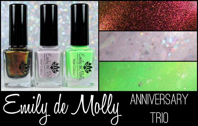 Emily de Molly Anniversary Trio