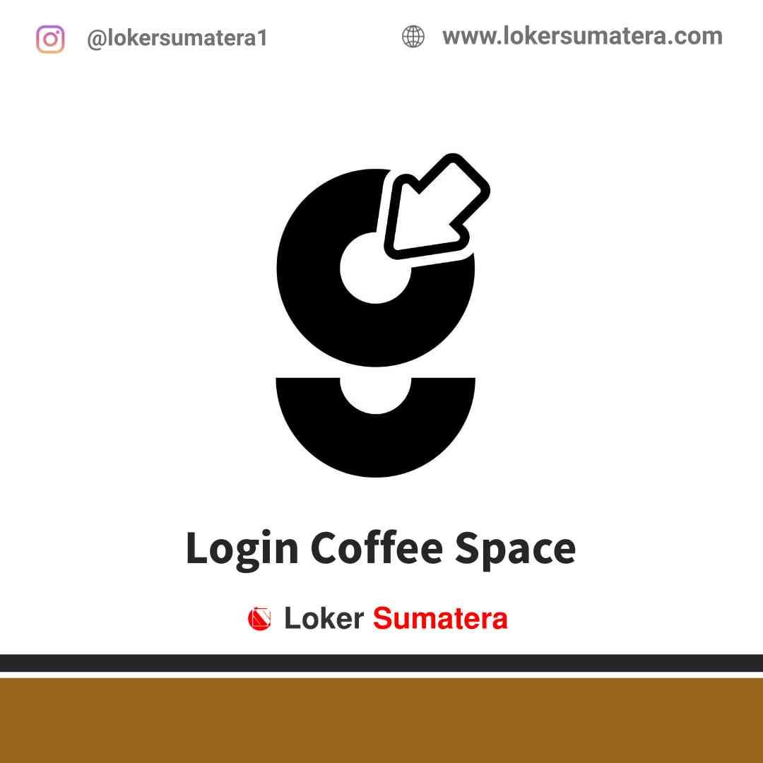 Login Coffee Space Medan