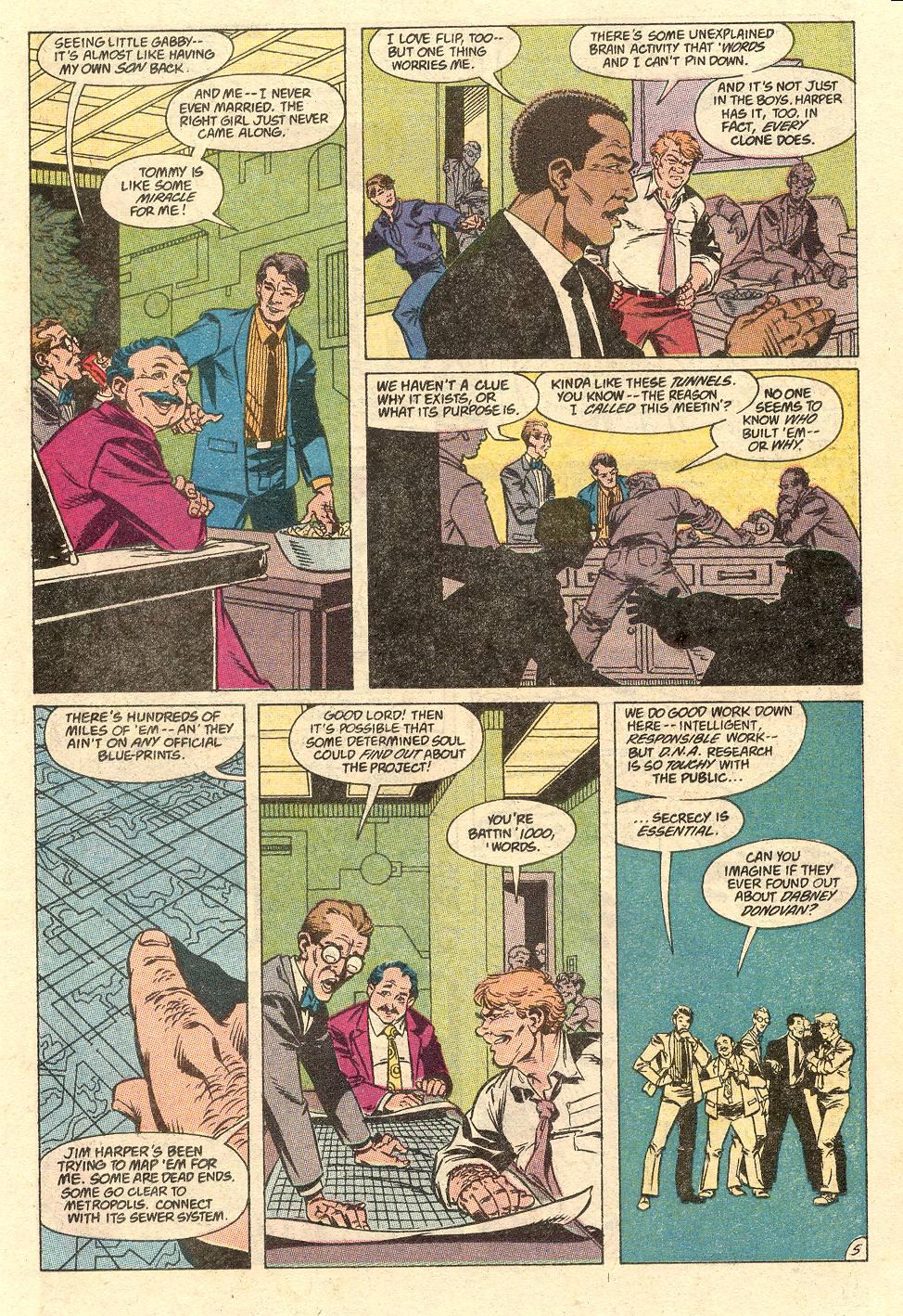 Read online Secret Origins (1986) comic -  Issue #49 - 10