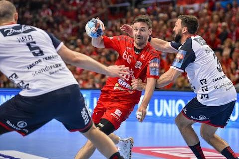 Férfi kézilabda BL - A Kielcével játszik a Veszprém az elődöntőben