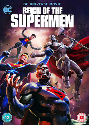 Reign Of The Supermen [2019] [DVD R1] [Latino]