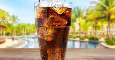 Liquid CO2 in Carbonated beverages