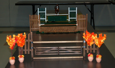 Hunter jumps - Braymere Custom Saddlery