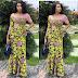 +21 Trendy African Ankara Dress Styles 2020 To Choose