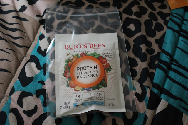 Burts Bees protein