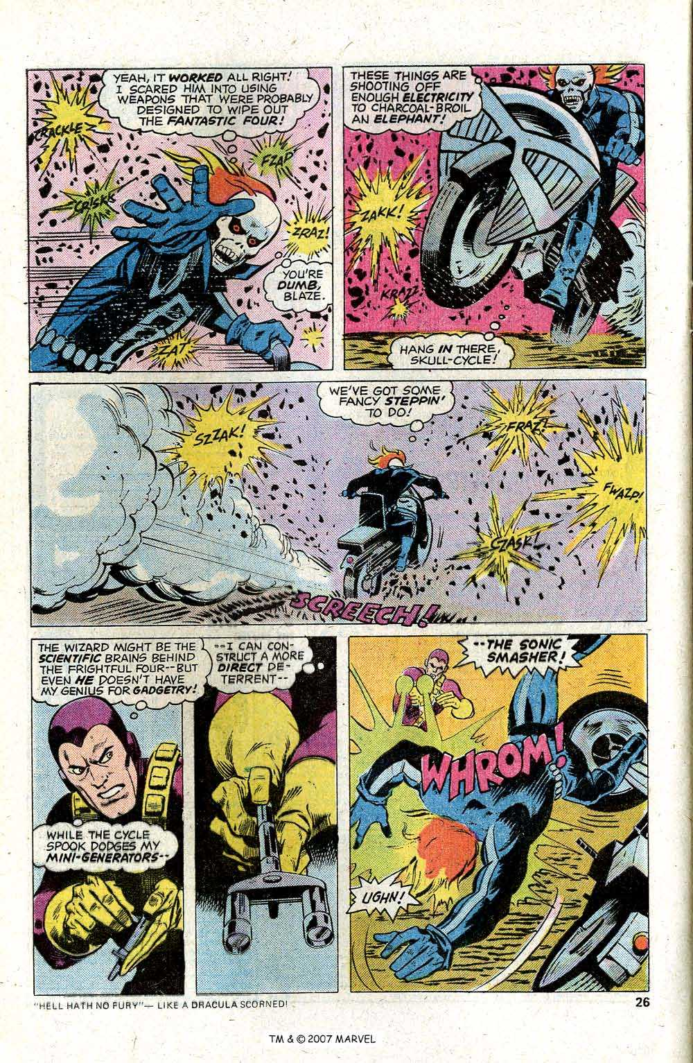 Ghost Rider (1973) Issue #13 #13 - English 28