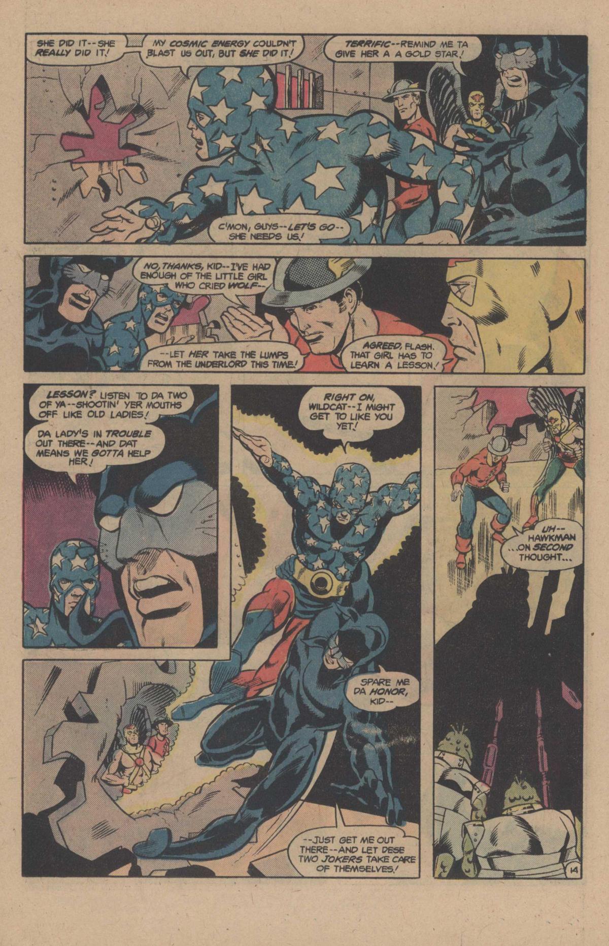 Read online All-Star Comics comic -  Issue #67 - 26