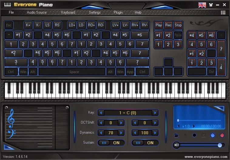 Klavier Pc
