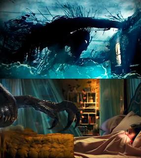 Un monstruo viene a Jurassic World