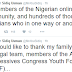 NEWS:Statement by blogger Abubakar Sidiq Usman, after his release