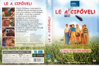Le a cipövel! 1975-1976. DVD.