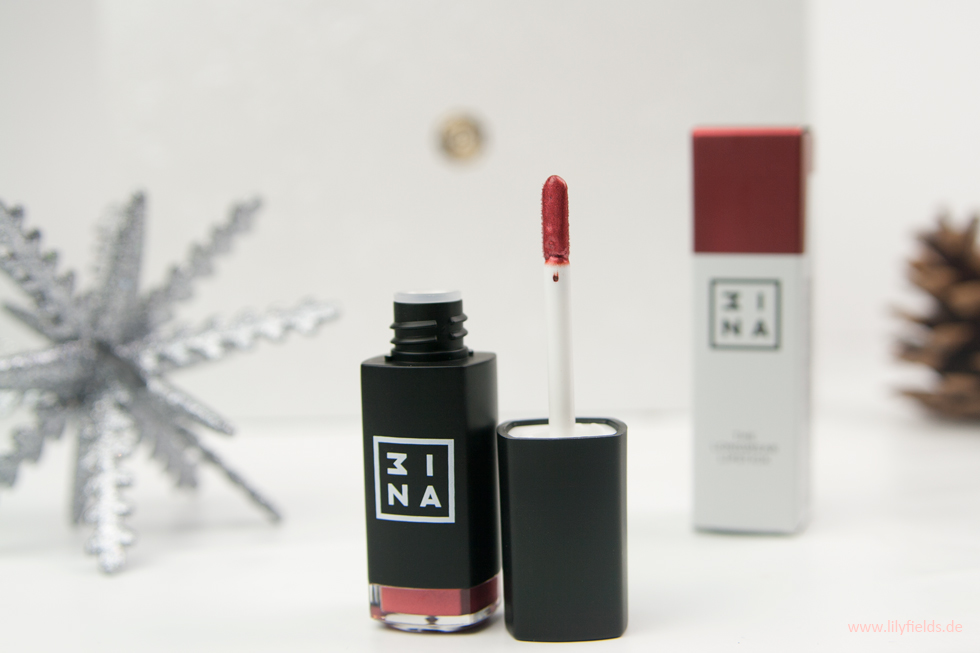 3ina Cosmetics - The Longwear Lipstick