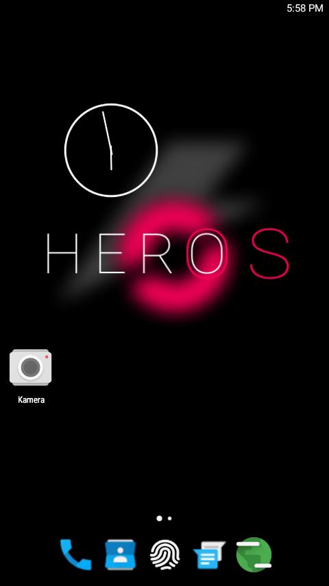 CUSTOM ROM HERO OS (ADVAN S5E NXT)