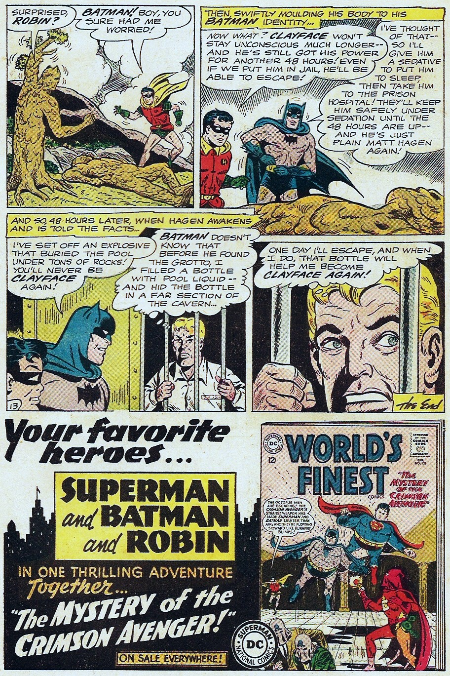 Detective Comics (1937) 312 Page 15