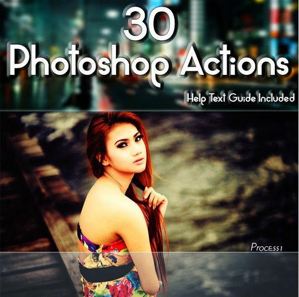 30 photoshop actions free download | freebies psd.