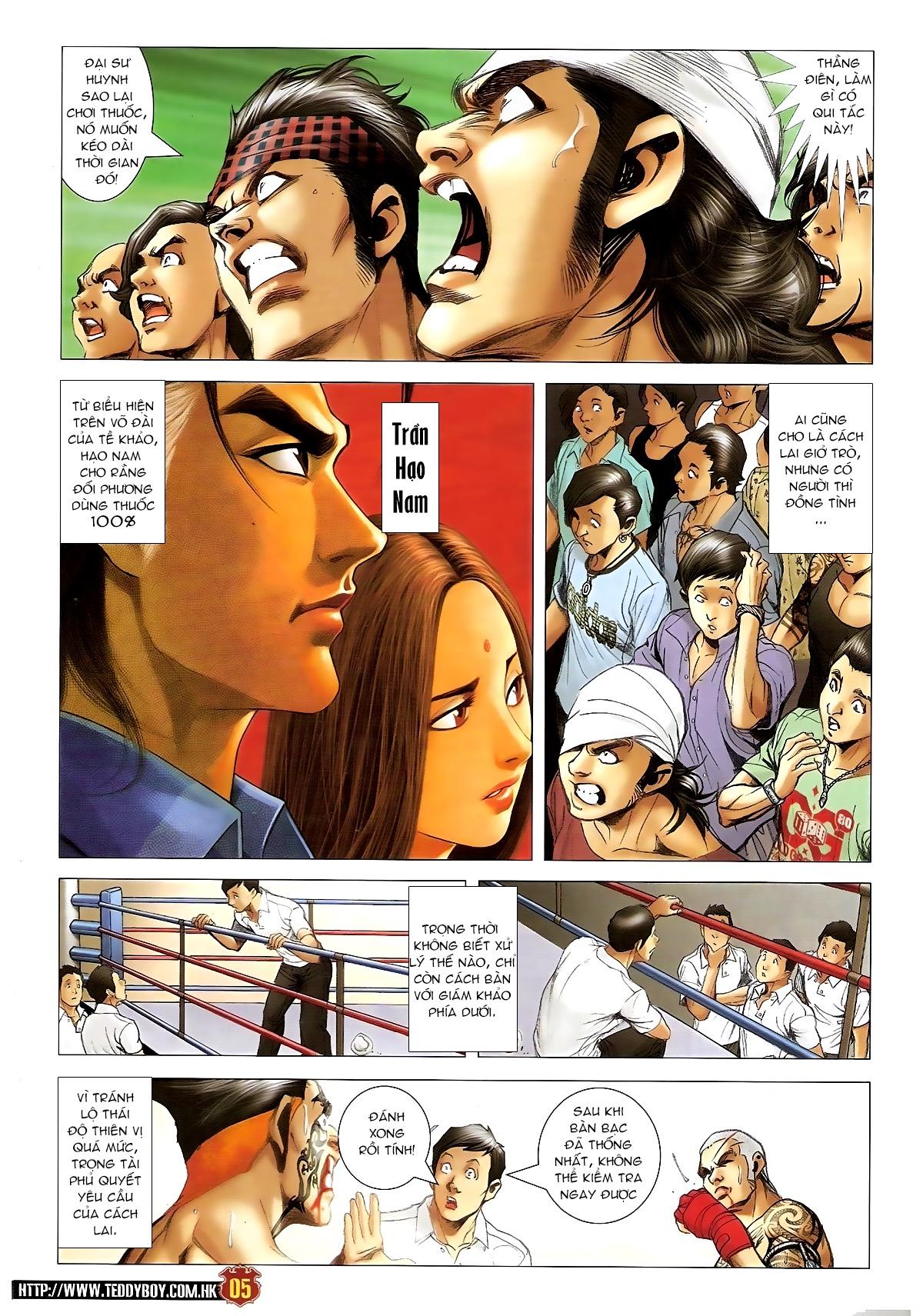 Người Trong Giang Hồ - Chapter 1416: Thắng thua khó đoán - Pic 4