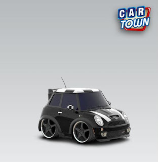 MINI Cooper S John Cooper Works GP 2007 Black by Gabriel