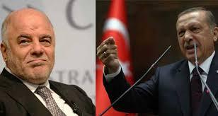 الخلاف التركي العراقي