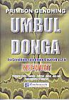 toko buku rahma: buku PRIMBON GENDHING UMBUL DONGA ISI GENDHING-GENDHING JAWI KINA ASLI NGEWRAT, penerbit cendrawasih