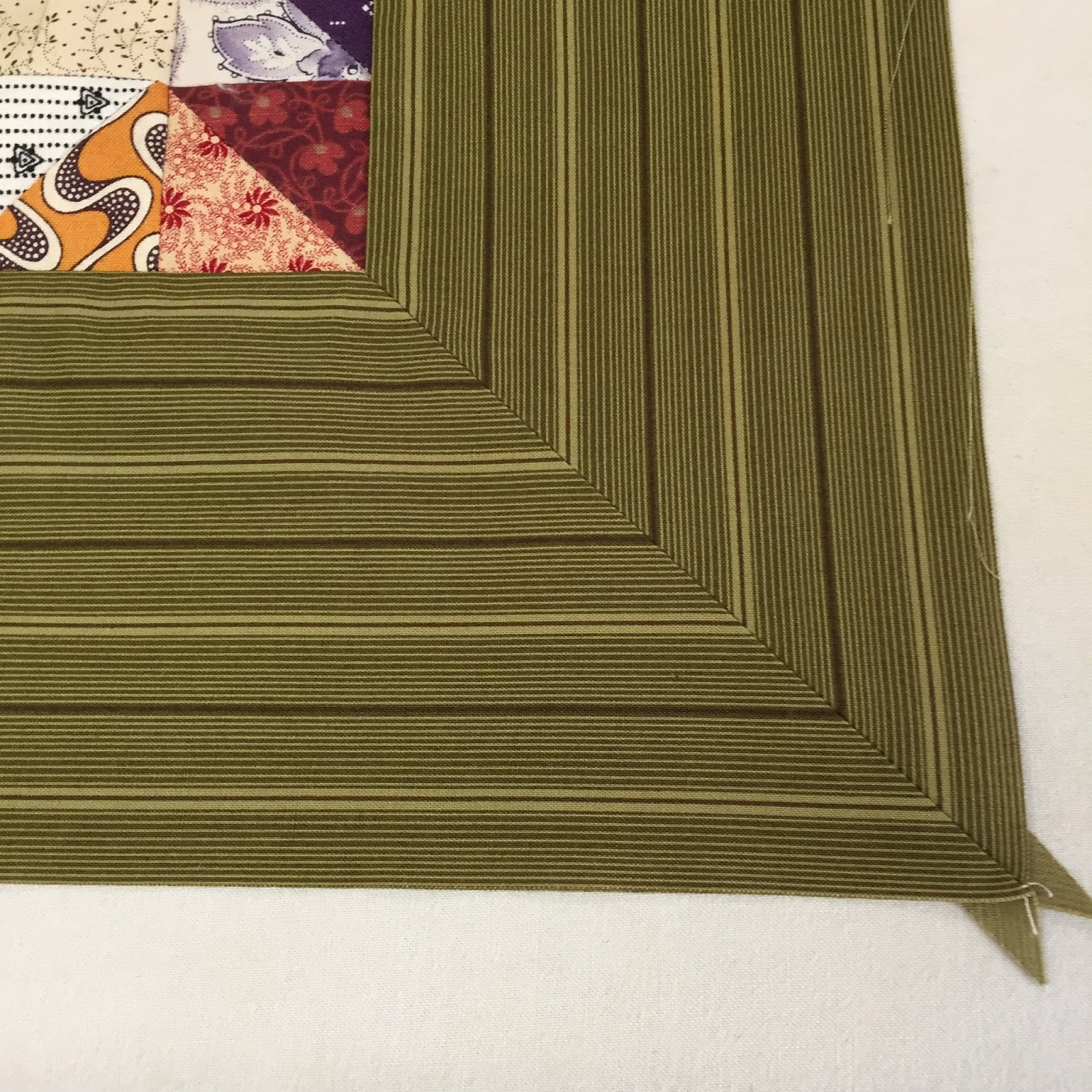 how to add borders to a quilt