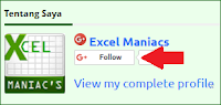 Aplikasi Excel Gratis dari ExcelManiacs.id