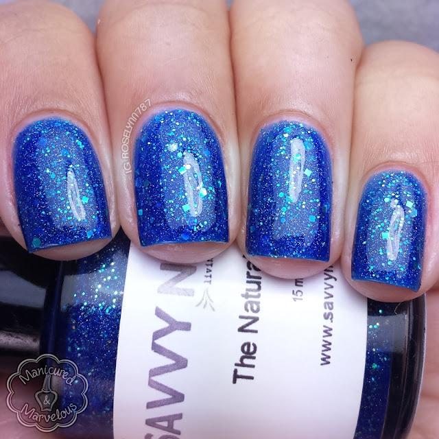Savvy Naturalista - Moon Cosmic Blast 2.0