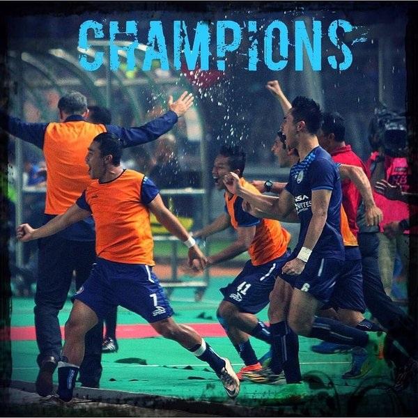 Arema Juara Piala Bhayangkara