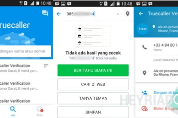 Cara Melacak Nomor HP di Android