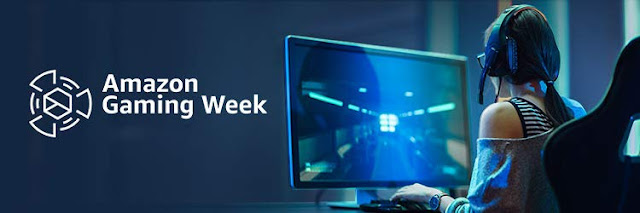 Top 15 ofertas Gaming Week de Amazon