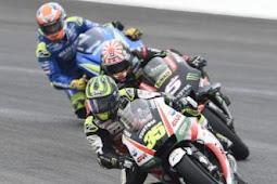 Argentinas Moto GP Standings 2018