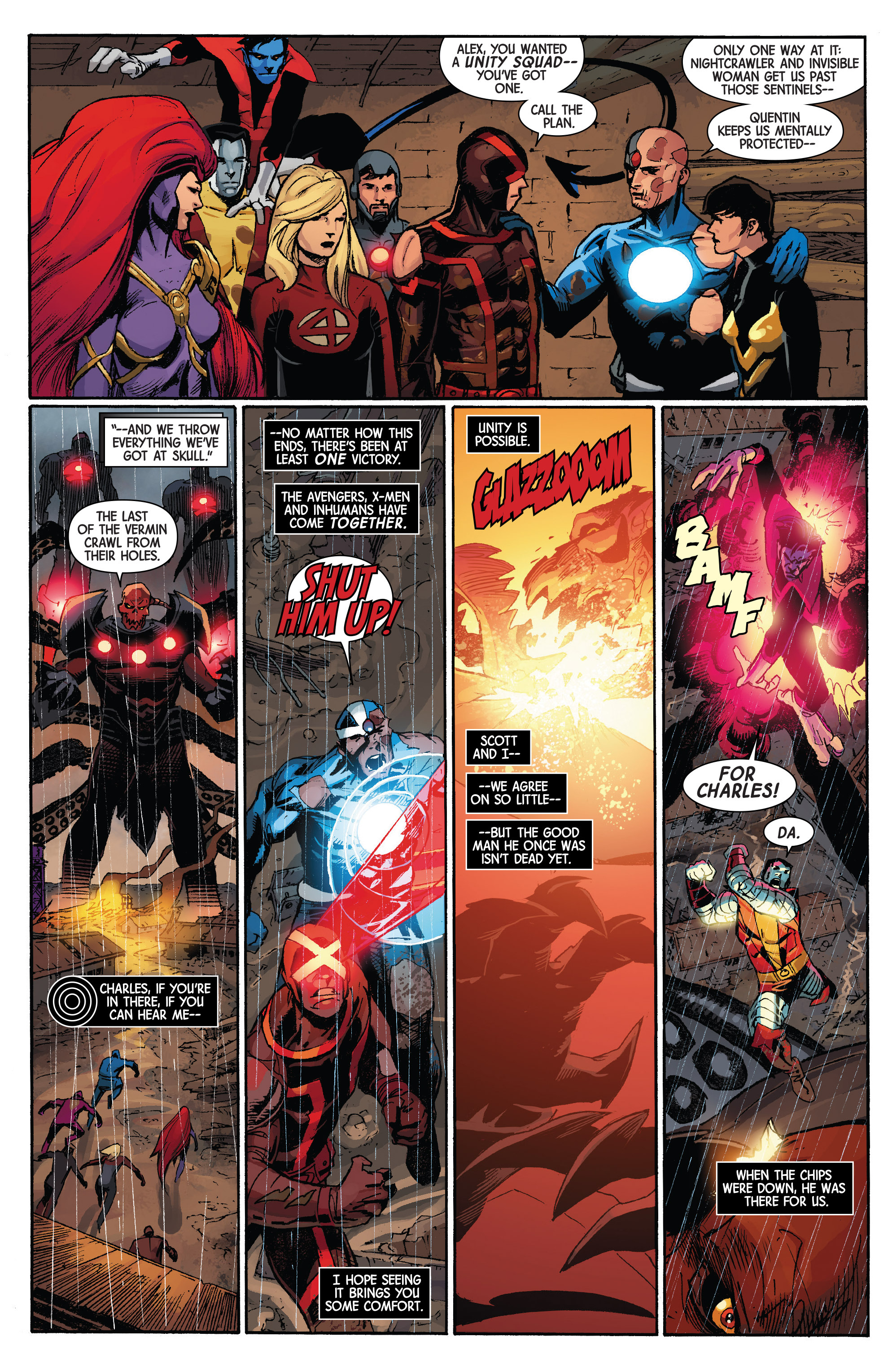 Read online Avengers & X-Men: AXIS comic -  Issue #2 - 19
