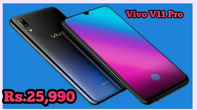 Vivo V11 Pro full Review price 25,990