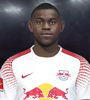 PES 2018 Faces Ademola Lookman by Shaft