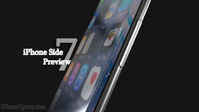 iPhone 7 Side Preview