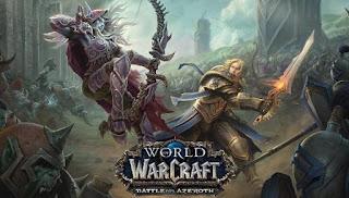 World Of WarCraft di Rilis Oleh Blizzard tahun 2004