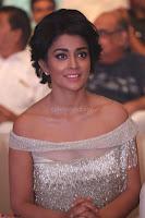 Shriya Saran in Stunning White Off Shoulder Gown at Nakshatram music launch ~  Exclusive (11).JPG