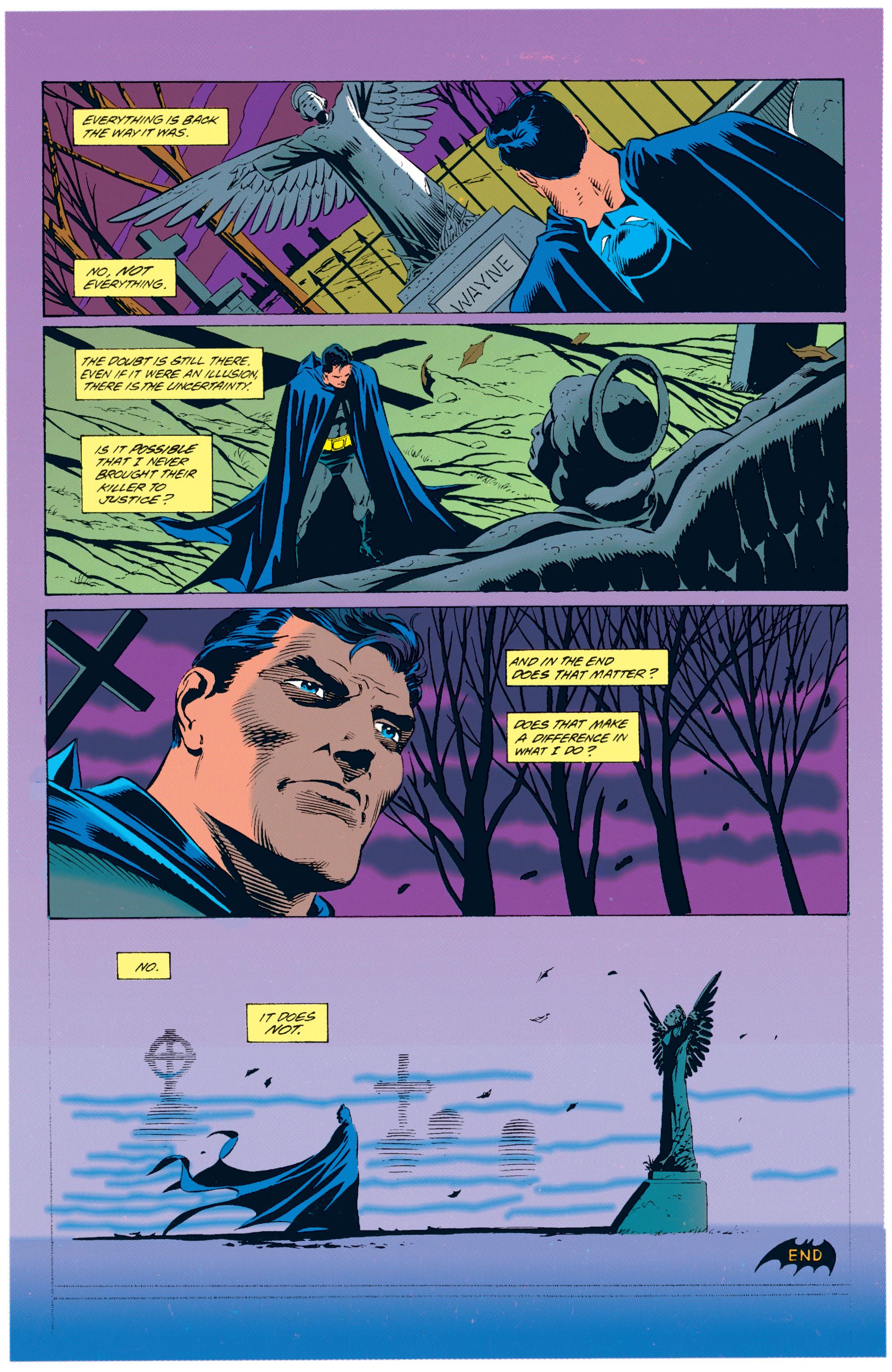 Detective Comics (1937) 678 Page 22