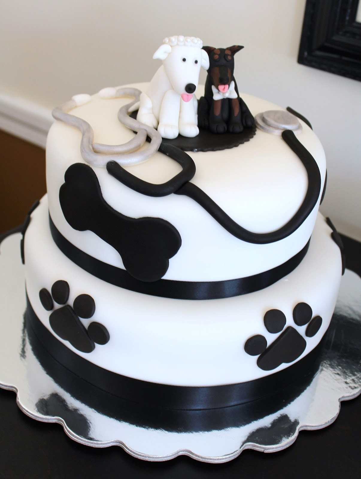 Veterinary Birthday Cake