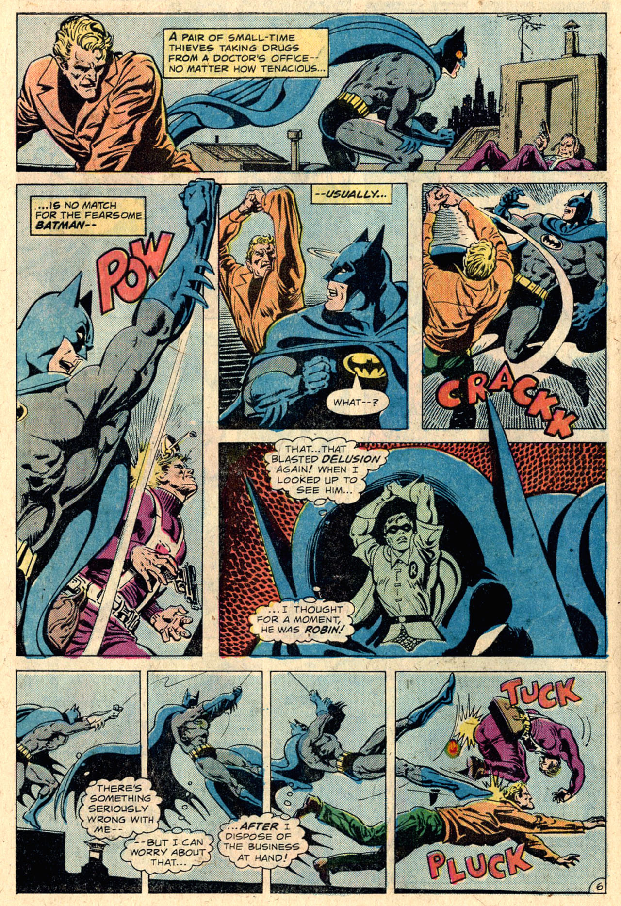 Detective Comics (1937) 456 Page 9