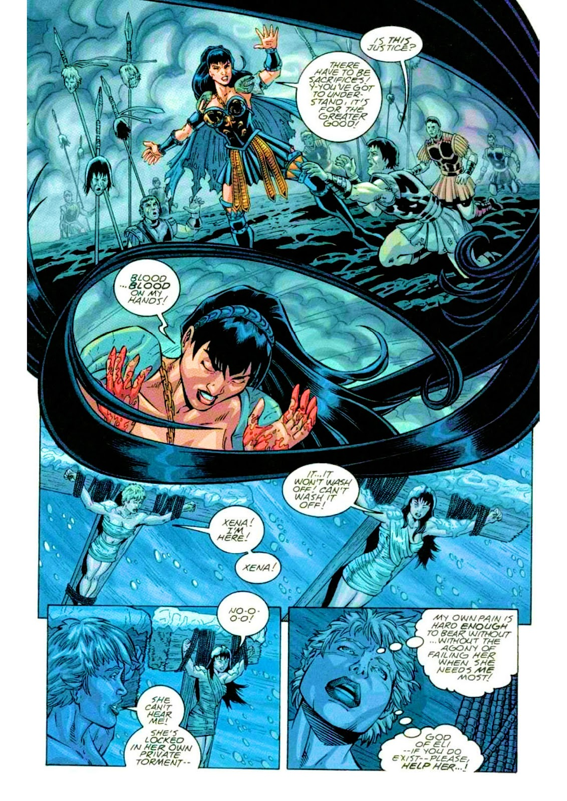 Xena: Warrior Princess (1999) Issue #2 #2 - English 12