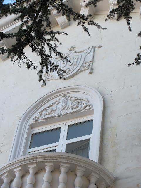 Симферополь лепнина на фасадах зданий