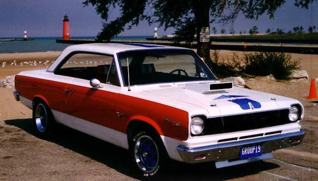 American Muscle Cars -  Hurst SC/Rambler